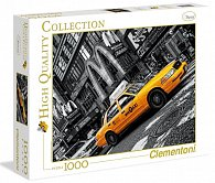 Puzzle 1000 dílků Taxi