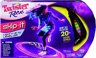 Twister Rave taneční světelné a barevné přeskakovadlo