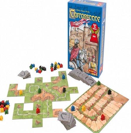 Náhled Carcassonne (základní hra)
