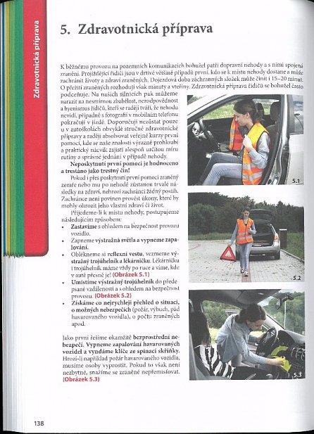 Náhled Autoškola 2016 - Moderní učebnice a testové otázky