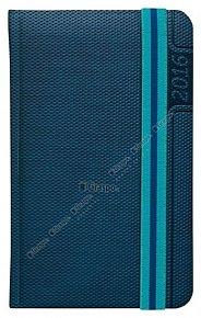 Diář 2016 - Janus modrý týdenní kapesní