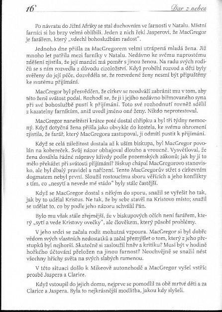 Náhled Dar z nebes - Rozhovory z onoho světa - 2. vydání