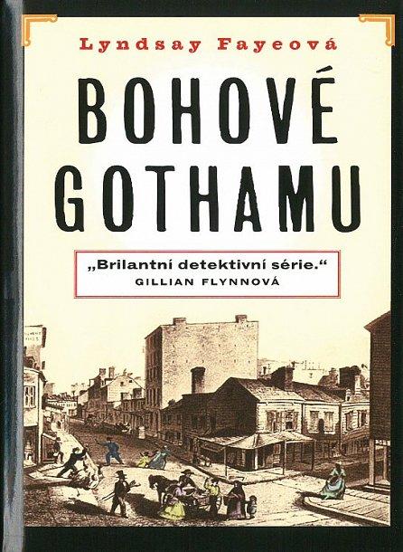 Náhled Bohové Gothamu