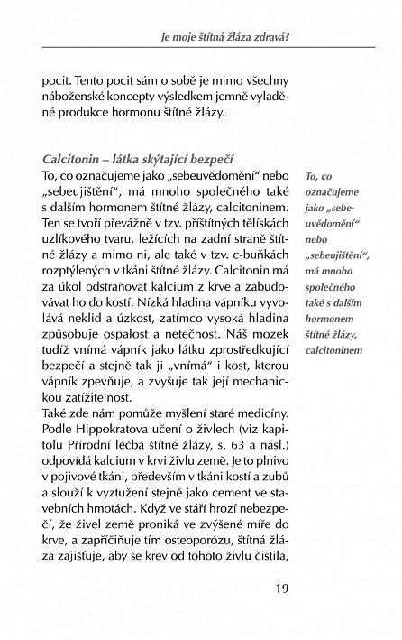 b3027902acb Kniha Štítná žláza - Berndt Rieger
