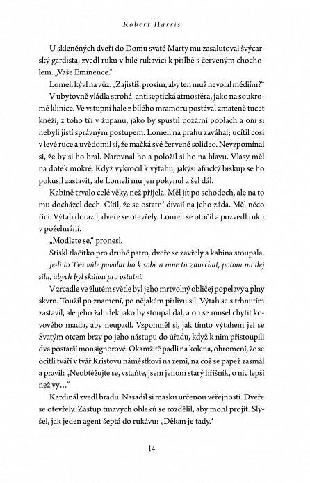 Náhled Konkláve