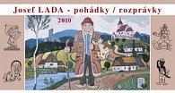 Josef Lada Pohádky 2010 - stolní kalendář