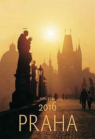 Kalendář 2016 - Praha velká