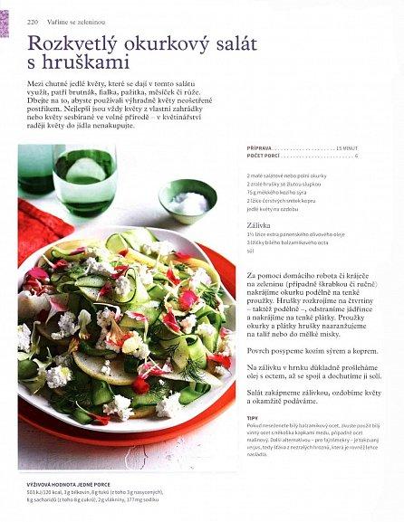 Náhled V hlavní roli zelenina - Pěstování * Zdraví * Krása * Ruční práce * Kuchyně