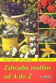 Zahradní rostliny od A do Z - 6.vydání