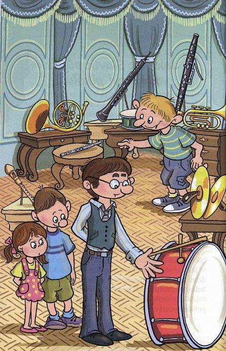 Náhled Pohádková muzika