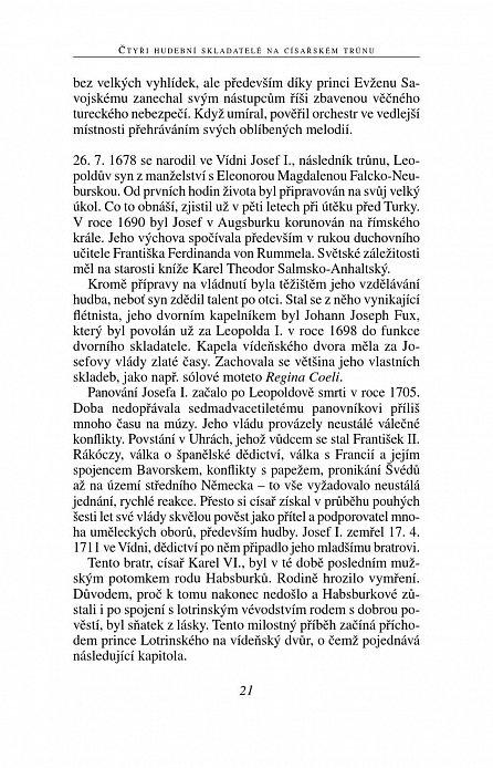 Náhled Habsburkové a jejich profese