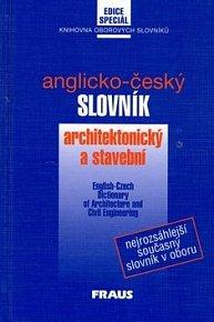 Anglicko-český slovník architektonický a stavební