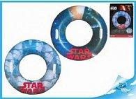 Kruh nafukovací s úchyty 91cm Star Wars