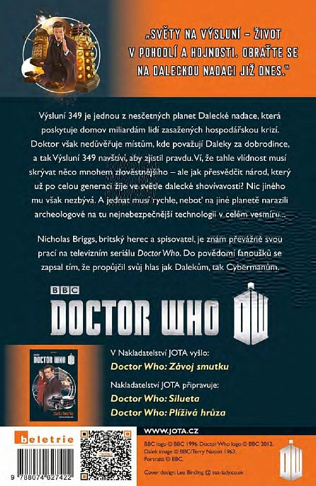 Náhled Doctor Who: Dalecká generace
