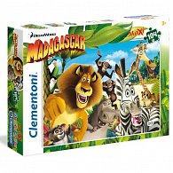 Puzzle Maxi Madagaskar 104 dílků