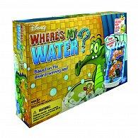 Společenská hra where`s my water