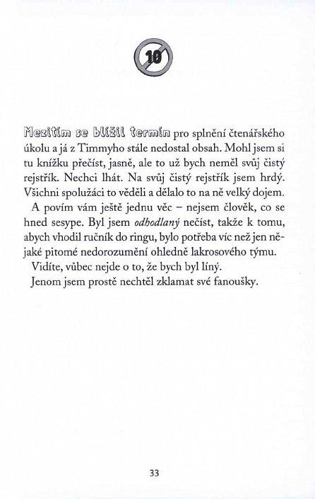 Náhled Charlie Joe Jackson radí: Stop čtení