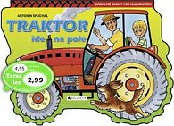 Traktor ide na pole