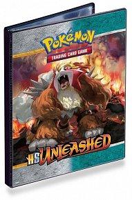 Pokémon: HS Unleashed - A5 sběratelské album