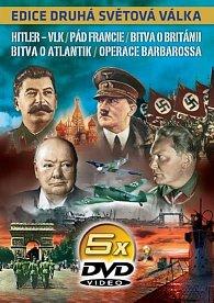 Druhá světová válka - 1. díl - 5DVD
