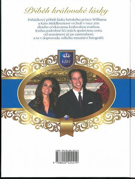 Náhled William a Kate – Příběh královské lásky