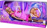 Barbie panenka do postýlky