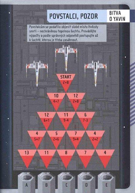 Náhled Star Wars - Válečný stroj - Kniha s modelem a hádankami