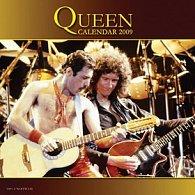 Queen 2009 - nástěnný kalendář