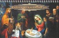 Katolický SK - stolní kalendář 2013