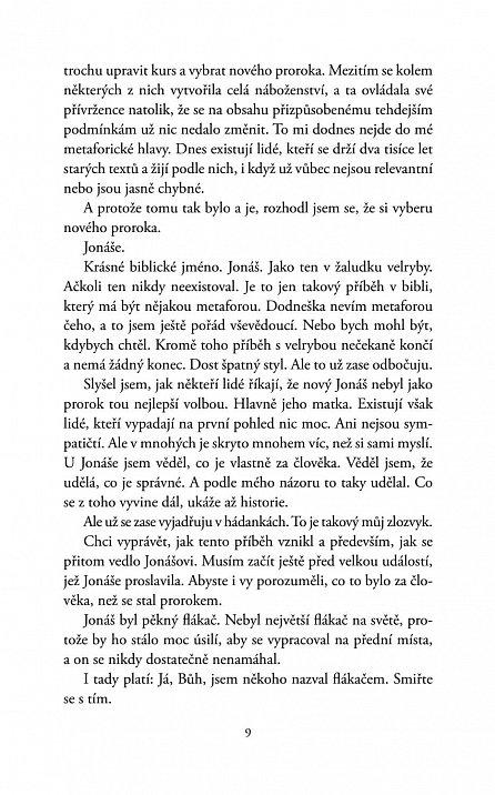 Náhled A Bůh pravil: Budiž Jonáš