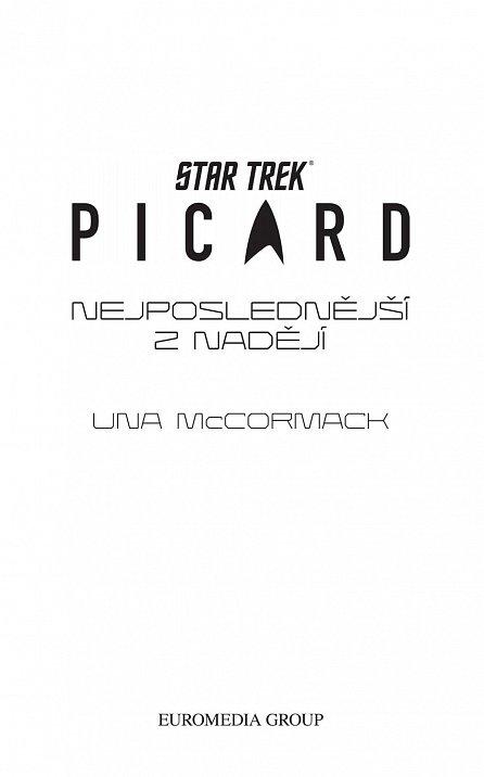 Náhled Star Trek: Picard – Nejposlednější z nadějí