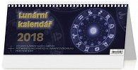 Kalendář stolní 2018 - Lunární kalendář