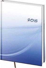 Diář 2015 - VARIO denní A5 - Technico