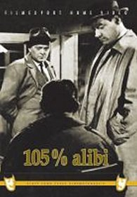 105% alibi - DVD box