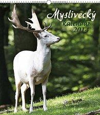 Kalendář 2014 - Myslivecký Praktik - nástěnný s prodlouženými zády
