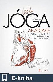 JÓGA - anatomie (E-KNIHA)