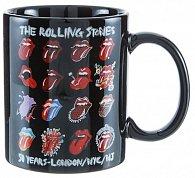 Hrnek keramický - Rolling Stones/Tongue Evolution