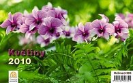 Květiny 2010 - stolní kalendář