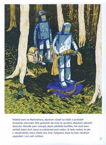 Náhled William & Meriwether - Podivuhodná robotí expedice