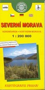 Severní Morava  1:200 000