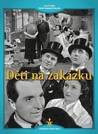 Děti na zakázku - DVD (digipack)