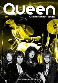 Kalendář 2015 - Queen (297x420)