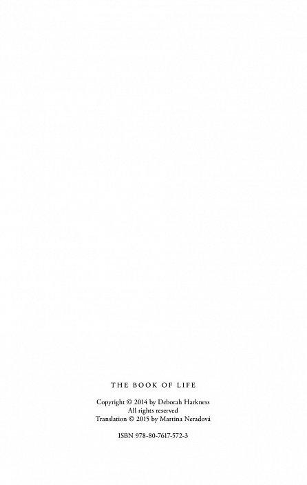 Náhled Čas čarodějnic 3: Kniha života