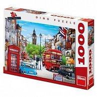 Puzzle Život v Londýně
