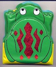 Třpytivá žabka - Koupání je zábava s knížkou do vany