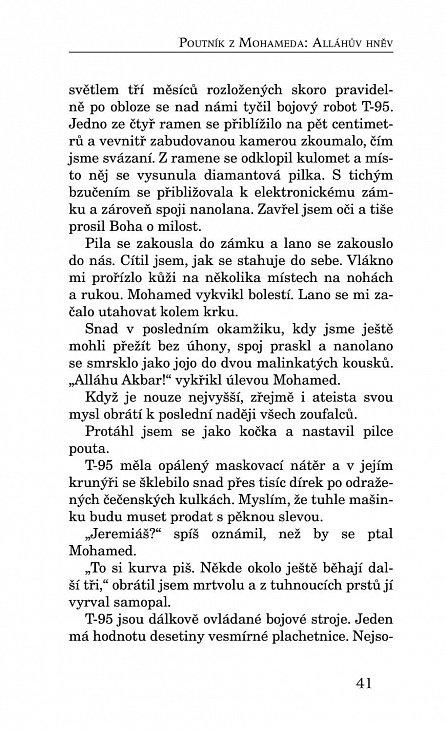 Náhled Poutník z Mohameda - Alláhův hněv