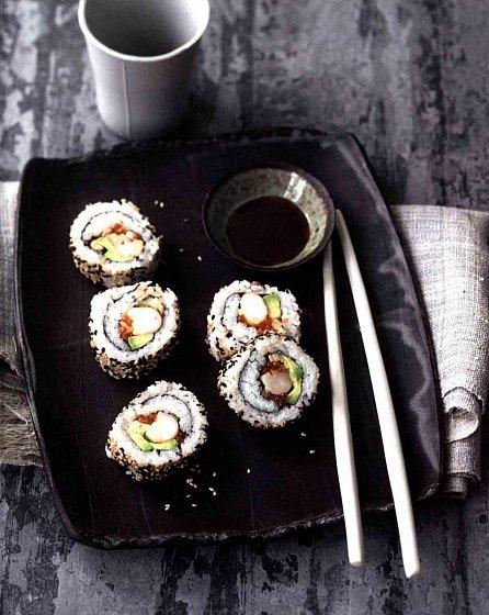 Náhled Sushi - Kultovní japonské jednohubky