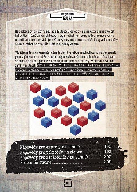 Náhled Hádanky a hlavolamy: Úniková hra