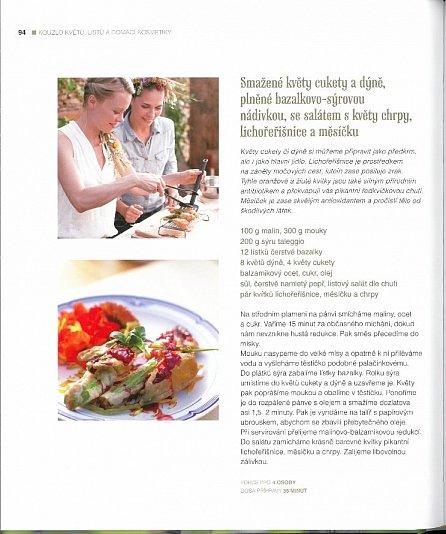 Náhled Vaříme podle Herbáře - 200 receptů a rad pro zdraví a inspiraci