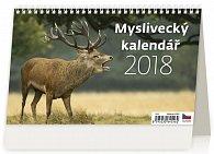 Kalendář stolní 2018 - Myslivecký kalenář